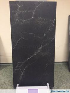 Carrelage noir 45x90 for Carrelage 45x90