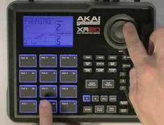 Boite à rythme Akai XR20 (La Boite Noire) - YouTube Music, Musica, Musik, Muziek, Music Activities, Songs