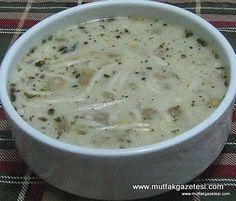 yeşil mercimekli erişte çorbası