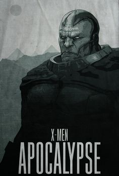 En Sabah Nur - X-Men: Apocalypse Poster by disgorgeapocalypse.deviantart.com on @deviantART