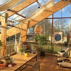Experimental Greenhouse living in Rotterdam | From Moon to Moon | Bloglovin'