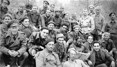 During the Spanish Civil War (1936-39), almost forty thousand men and women from fifty-two countries, including 2,800 Americans volunteered to travel to Spain and join the International Brigades to help fight fascism. The U.S. volunteers served in various units and came to be known collectively as the Abraham Lincoln Brigade.