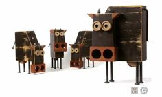 Animaderos, les joguines sostenibles de Flavio Siganda