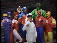 Quand les créas s'inspirent des super-héros, c'est rarement pour leur faire la part belle.  Culture Pub
