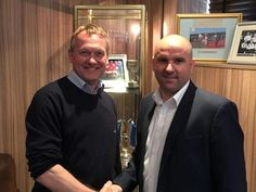 Neil Young named new manager of Stockport County