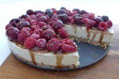 Raw Cheesecake {Dairy & Gluten Free}