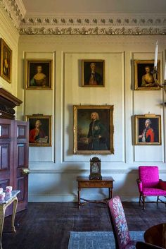 the style saloniste: Fabulous New Art and Decorative Arts Exhibit Opens in October in San Francisco Houghton House, Houghton Hall, Living Room Decor, Bedroom Decor, Master Bedroom, Art Decor, Decor Ideas, Home Decor, Decorating Ideas