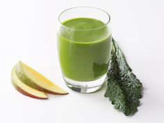 Lean Green Ninja – This green smoothie is not only full of nutrients, but it also tastes fantastic! The tropical fruit flavors mask the greens, plus add nutrients.