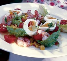Beach bar special - Seafood to put you in a holiday mood!