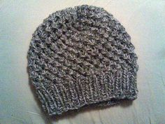 Ravelry: Open Star Stitch Beanie pattern by Kathy Reid Knitting Patterns Free, Knit Patterns, Free Pattern, Knitting Ideas, Knitting Projects, Sewing Projects, Love Crochet, Knit Crochet, Crochet Hats