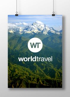 World Travel on Behance