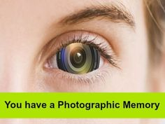 I got: You are in the 1%! Only 1% Of The Population Can Pass This Photographic Memory Test