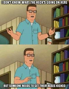Hank, king of the hill Comic Pictures, Funny Pictures, King Of The Hill, Comedy Tv, Belly Laughs, The Simpsons, Best Shows Ever, Best Tv, Cartoon Network