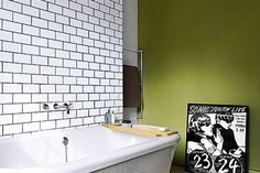 Tiles Talk: Selecting Subway tiles for your Bathroom Subway Tiles, Bathrooms, Bathtub, Blog, Standing Bath, Bathtubs, Bathroom, Full Bath, Bath Tube