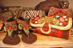 Las sandalias planas son tendencia by IbizaTrendy.com