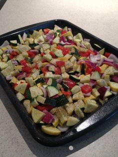 bulk roasted veggies for the week. Healthy Meal Prep, Healthy Eating, Clean Eating Recipes, Cooking Recipes, Whole Food Recipes, Healthy Recipes, Paleo Meals, Hungry Girl Recipes, Meal Prep For The Week