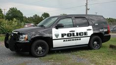 City of Asheboro, NC Police Patrol