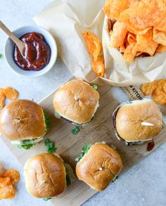 Butternut black bean burgers with chipotle ketchup