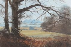How to Paint Distance with Landscapes #Art #Acrylic