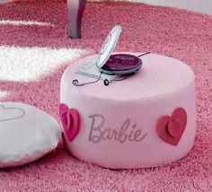 Puff da Barbie.