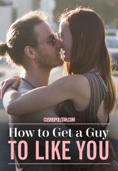 HOW TO GET A GUY TO LIKE YOU: Girl, you've got this! You can seriously get any guy — whether it's your best friend, hook up, crush, or someone out of your league — to like you with these fun and easy relationship and flirting tips. With these tips, your guy will be obsessed with you — rightfully so! Find more relationship, sex, and dating advice and ideas at Cosmopolitan.com.
