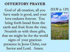 catholic offertory prayers - Google Search