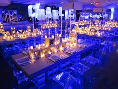 Name Amp Initital Bar Mitzvah Logo Decorations Venue Life