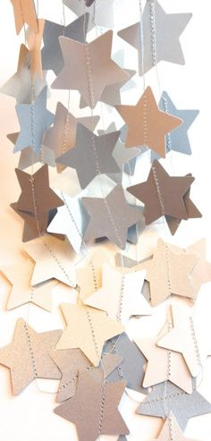 Star Garland- cute bunting