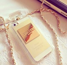 gossipmongers Chanel phone case