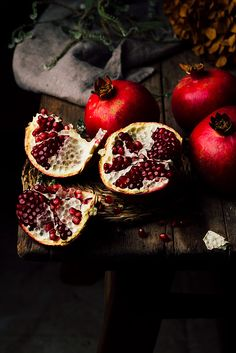 Pomegranate by Raquel carmona
