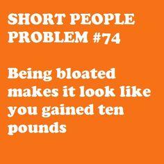 Short people problem