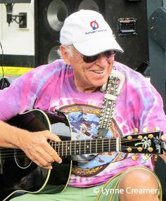 Jimmy Buffett Surprises Wounded Warriors & METRO Parrot Head Club