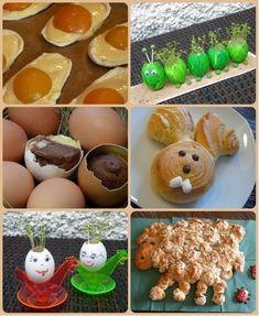 Php, German, Eggs, Easter, Breakfast, Cake, Desserts, Food, Kid Crafts