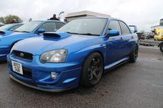 Blob eye Subaru Impreza