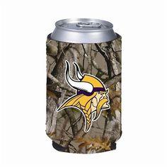 Minnesota Vikings NFL Next G1 Vista Camo Can Kaddy Cooler