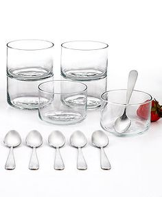 Mini Dessert Glasses (great for serving OR separating ingredients) | ModernMouthful.com