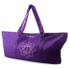 Peace Yoga Yoga Mat Tote Bag  Peace Design * You can find more details by visiting the image link. (Note:Amazon affiliate link)