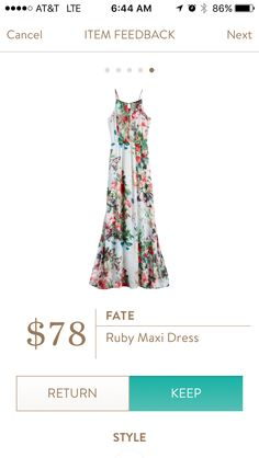 I love this but don't know if I could actually wear it, since I am short and curvy, not long and lean