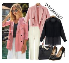 """""""Wholesale7/2"""" by gaby-mil ❤ liked on Polyvore featuring Eurø Style and Vika Gazinskaya"""