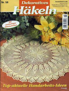 Dekoratives Hakeln 58 - Kristina Dalinkevičienė - Álbuns da web do Picasa