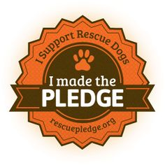 Pledge your support for rescue shelters and change the way the world sees homeless dogs. Pledge to make your next dog a rescue dog. I have 3 shelter dogs Animal Shelter, Animal Rescue, I Love Dogs, Puppy Love, Rescue Dogs For Adoption, Frosty Paws, Homeless Dogs, Dogs Of The World, Animal Welfare