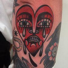 Alex Boyko (@alexboykotattoo) (Private Tattoo Studio) Alex Zampirri (@azamp_fbc) (Heart & Soul) Becca Genne-Bacon (@beccagennebacon) (Hand of Glory Tattoo)