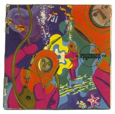 Krugozor (Russian: Кругозор) was a musical magazine with flexi-discs issued in the Soviet Union by Melodiya. The magazine was started in 1964.[1] From 1968, it published a related-issue magazine for children, Kolobok. Krugozor was published at Pravda publishing house.[2]