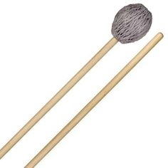 Keyboard Mallets: These Van Sice mallets are designed for multiple-timbre marimba literature.