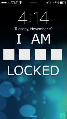 SHERlocked Wallpaper - Imgur - Works with iOS7 for iphone lock screen - Sherlock