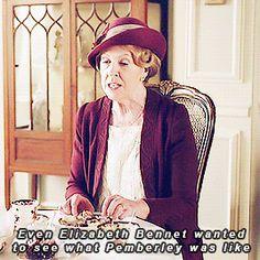 You Had Me at Downton