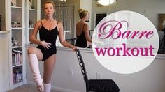 New Total Body Barre Workout - tone arms, legs, abs and booty! #SummerGirlFitness