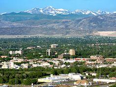Fort Collins, CO #ColorfulColorado #Colorado www.thebrighterwriter.blogspot.com