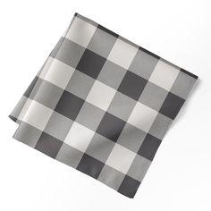 Zoe Wodarz City Plaid Cloth Napkin | DENY Designs Home Accessories