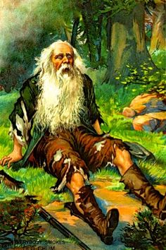 rip van winkle mythology Mythology & folklore  story of a man who slept in a tree and awoke to a plagued city  the story then proceeds nearly identically to rip van winkle,.